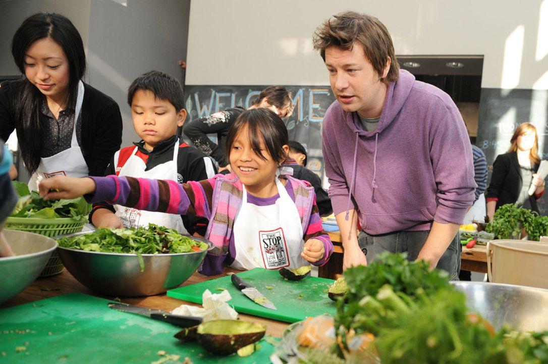 food by Jamie Oliver